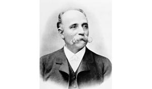 Camillo Golgi ca. 1900. Wikimedia Commons