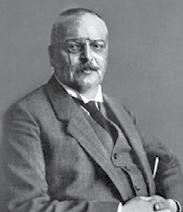 Aloysius Alzheimer, 1915. Wikimedia Commons