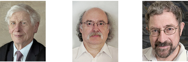 David  J Thouless | F Duncan M Haldane | J Michael Kosterlitz