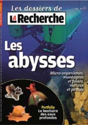 Les Dossiers de La Recherche, abril de 2013.