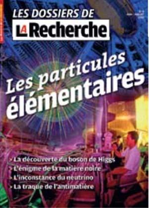 Les Dossiers de La Recherche, junio de 2013.