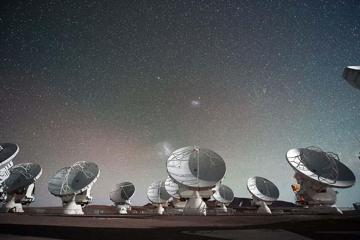 Pasado, presente y perspectivas de la astronomía en la Argentina