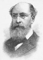 Benjamin Apthorp Gould (1824-1896), el fundador del entonces Observatorio Nacional Argentino, en Córdoba (hoy dependiente de la Universidad Nacional de Córdoba), que dirigió entre 1868 y 1885. Grabado de la enciclopedia Harper's, Wikimedia Commons.