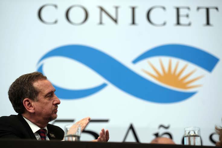 El CONICET festejó sus 55 años en Tecnópolis