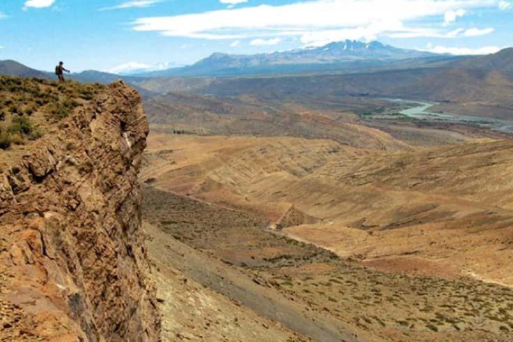 La geología en la Argentina
