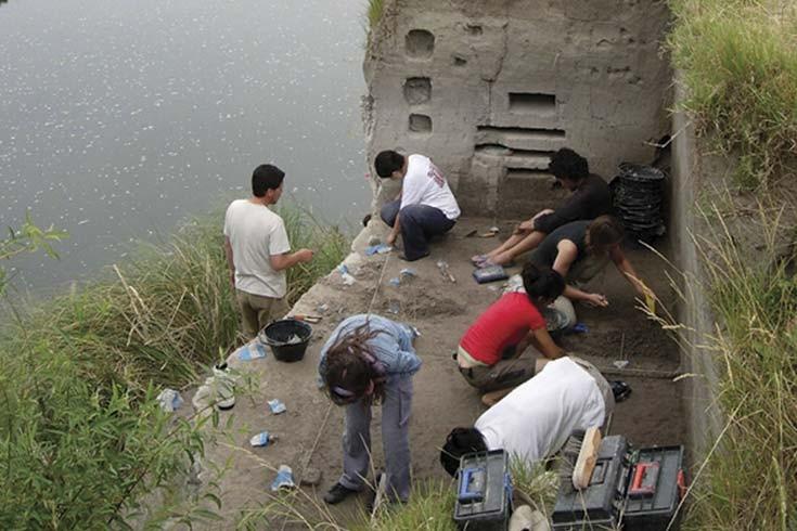 Arqueología-del-río-Quequén-Grande