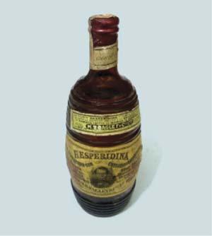 La botella tradicional de 975cm3