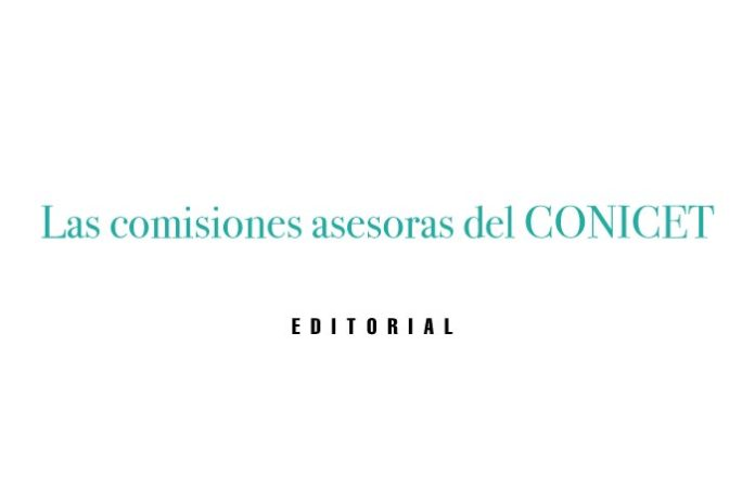 Las comisiones asesoras del CONICET