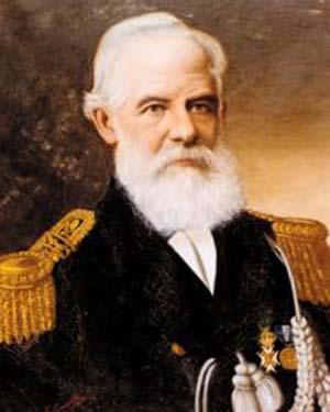 Figura 1. Retrato de Francisco J. Muñiz
