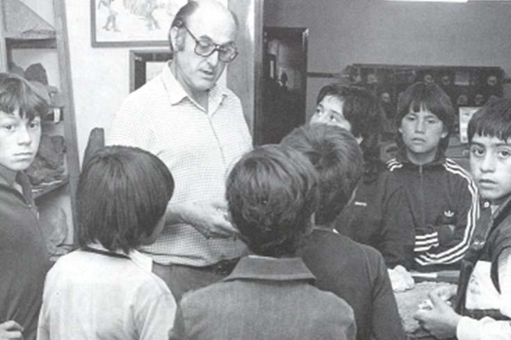 Rodolfo M. Casaquimela: El camino de la fascinación