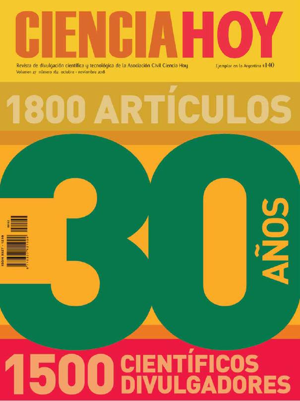 Tapa Revista 162