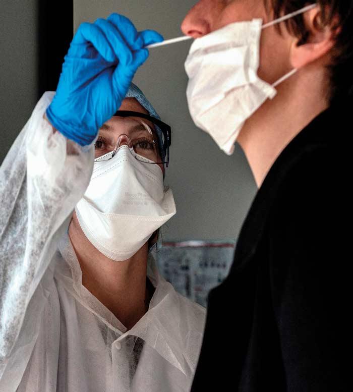 Algunas cuestiones éticas a propósito de la pandemia de Covid-19