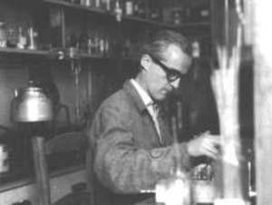 El doctor Leloir en 1954