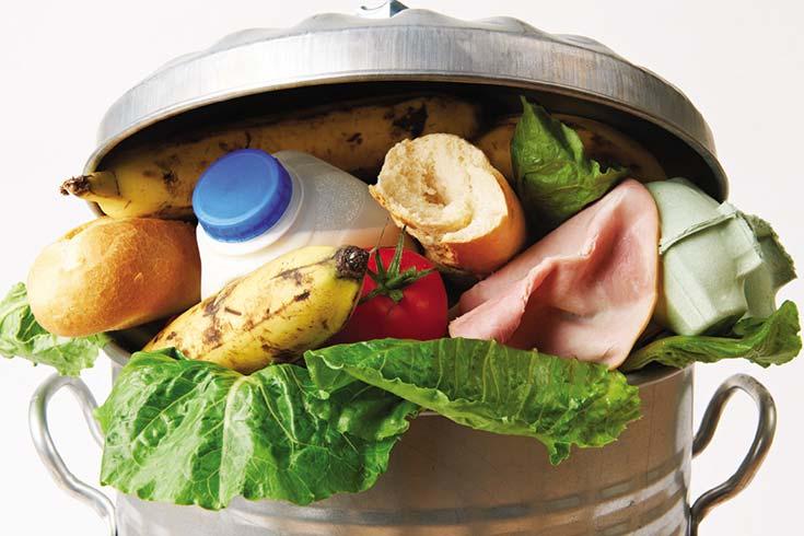 Pérdidas y desperdicios de comida