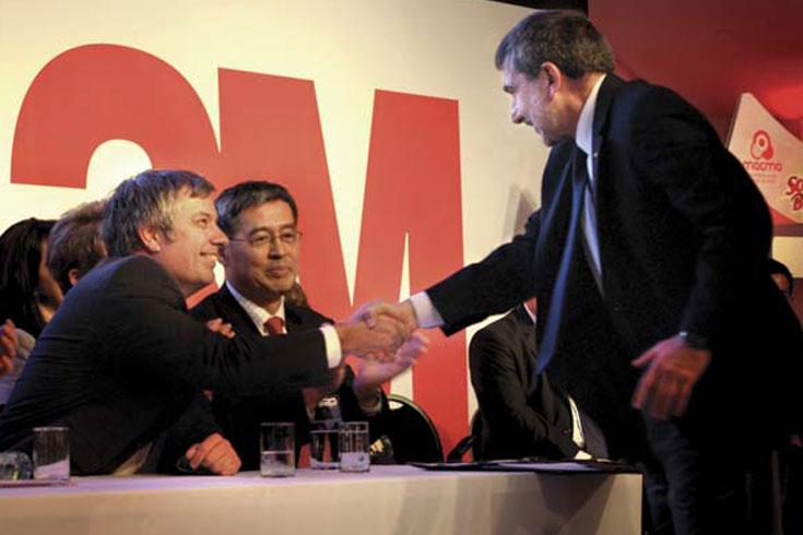 El CONICET y 3M Argentina desarrollarán proyectos de investigación conjunta