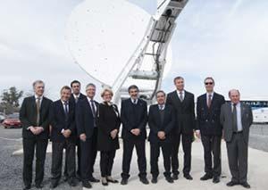 El CONICET inauguró el Observatorio Argentino – Alemán de Geodesia (AGGO)
