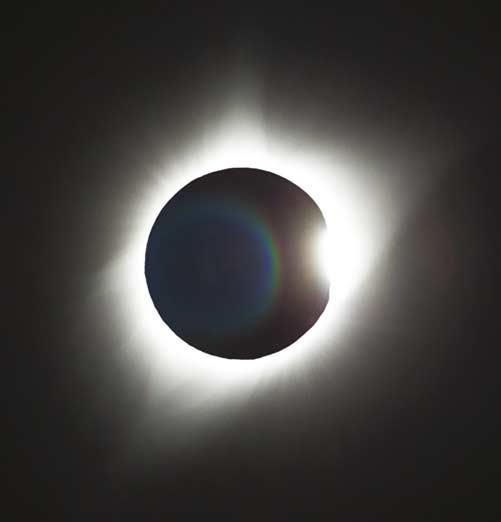 Eclipses de Sol, teléfonos celulares y ciencia ciudadana