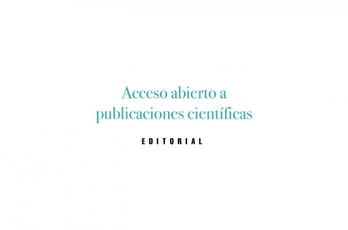 Acceso abierto a publicaciones científicas