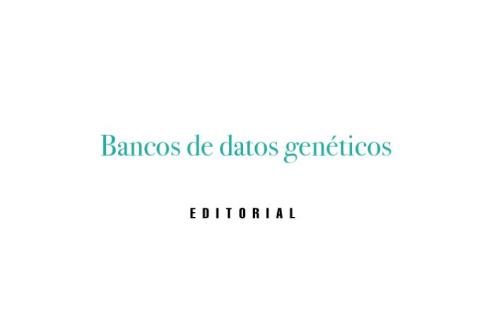 Bancos de datos genéticos