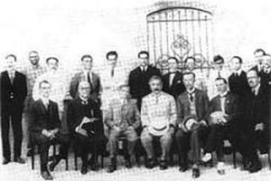 Einstein en el Observatorio Nacional