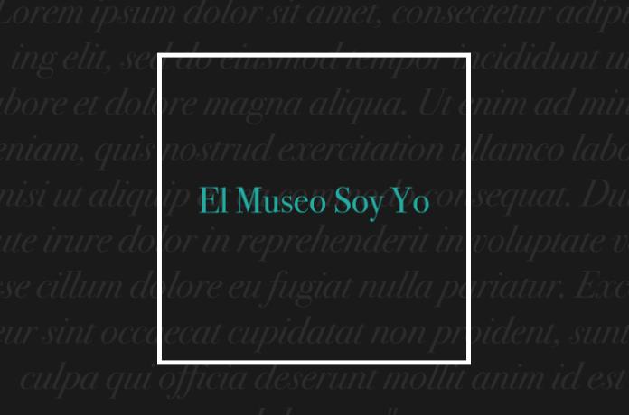 El Museo Soy Yo