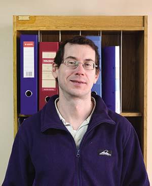 Alejandro Wainselboim, investigador asistente del CONICET. Foto: CCT Mendoza.