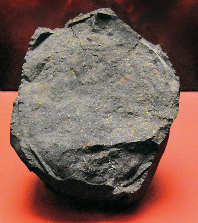 Meteoritos azucarados que nos remiten a los orígenes de la vida