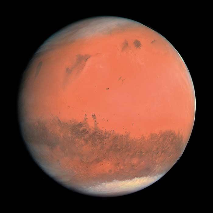 El planeta rojo se resiste a revelar sus misterios