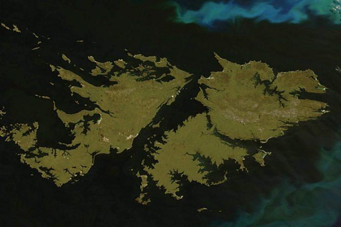 Portada Islas Malvinas