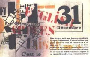 LA FIN DU MONDE, DE BLAISE CENDRARS, DISEÑADO POR FERNAND LEGER, 1936.