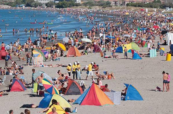 Puerto Madryn Crecimiento urbano, conservación ambiental y turismo