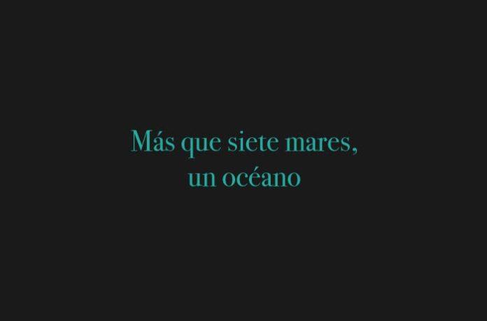 Más que siete mares, un océano