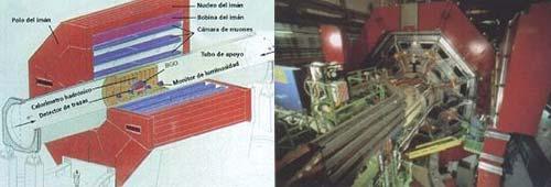 Esquema del detector L3