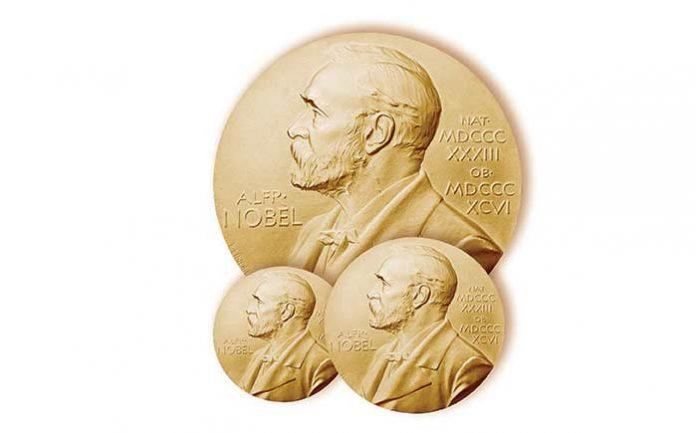 Los premios Nobel