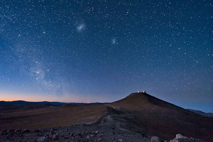 Un observatorio astronómico virtual