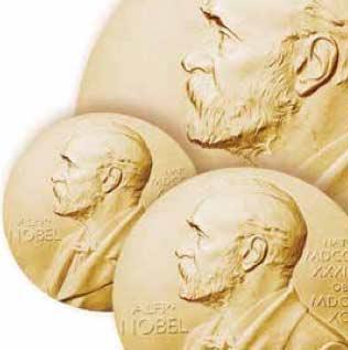 Los premios Nobel 2015