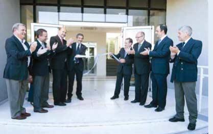 La Presidenta de la Nación inauguró nueva sede para el Instituto de Catálisis y Petroquímica de Santa Fe