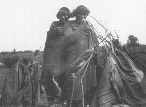 INDÍGEAS, CA 1895. SOCIEDAD FOTOGRAFICA ARGENTINA DE AFICIONADOS COL. A.G.N.
