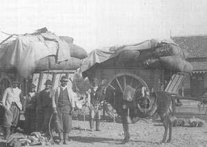 SAN LUIS, CA. 1895 SOCIEDAD FOTOGRÁFICA ARGENTINA DE AFICIONADOS COL. A.G.N.