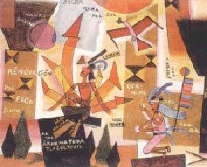 NANA WATZIN, 1923, ACUARELA SOBRE PAPEL, 25.5 X 31.5 CM. COLECCIÓN GALERÍA VERMEER, BUENOS AIRES